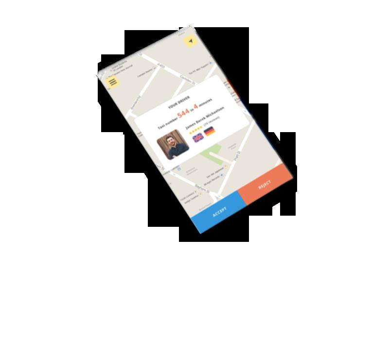Food order delivery app